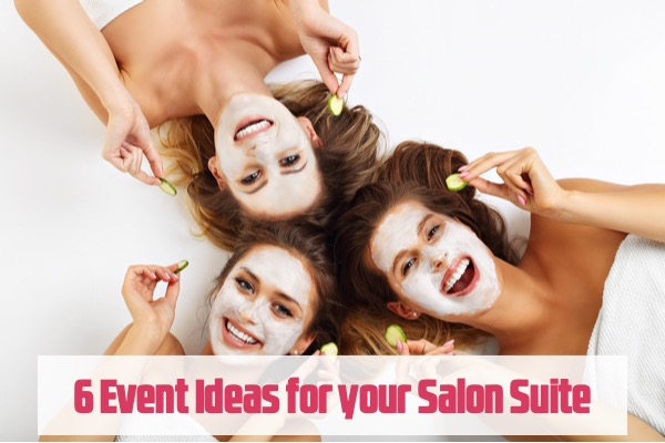 salon event ideas