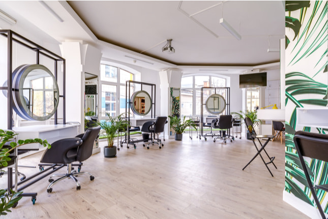 Top 5 Design and Decor Tips for Beauty Salons design